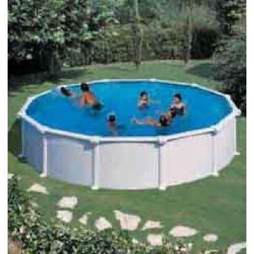 Piscina atlantis redonda 460 x 132cm alt gre piscinas for Piscinas desmontables pvc ofertas